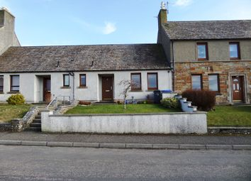 Thumbnail 1 bed terraced bungalow for sale in Queens Terrace, Thurso