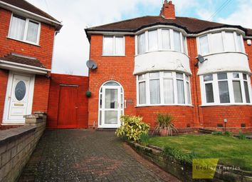 Thumbnail 3 bed semi-detached house for sale in Foxcote Avenue, Handsworth, Birmingham