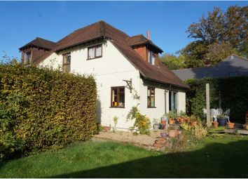 Thumbnail 3 bed detached house for sale in Cupernham Lane, Romsey
