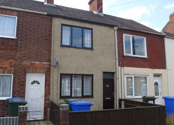 Thumbnail 2 bed terraced house for sale in Freiston Road, Boston