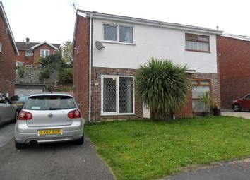 Thumbnail 2 bed semi-detached house to rent in Tyn Y Cae, Alltwen, Pontardawe, Swansea