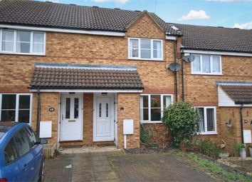Thumbnail 2 bed terraced house for sale in Tower Hill Close, Hunsbury Hill, Northampton