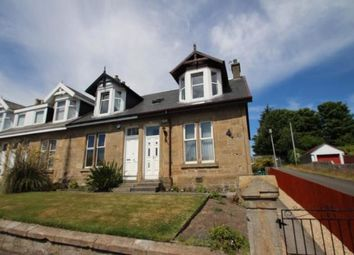 Thumbnail 1 bed end terrace house for sale in Drumbathie Road, Airdrie, North Lanarkshire