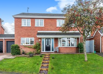 Thumbnail Detached house for sale in Glen Drive, Alton, Stoke-On-Trent