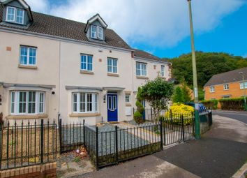 Thumbnail 4 bed terraced house for sale in Mill Court, Newport