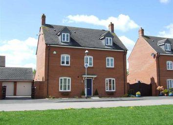 Thumbnail 5 bed detached house for sale in Shackleton Close, Bowerhill, Melksham
