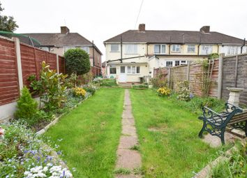 Thumbnail 3 bed end terrace house for sale in Lansbury Avenue, Feltham
