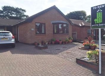 Thumbnail 2 bed bungalow to rent in Southlands, Kirkham, Preston