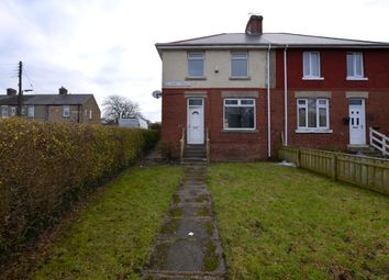 Thumbnail 3 bed semi-detached house to rent in St Johns Terrace, Dipton, County Durham