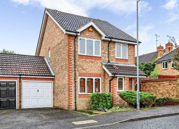 Thumbnail 3 bed detached house for sale in Nottingham Way, Langdon Hills, Basildon