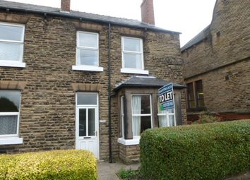 3 bed end terrace house to rent in Cobham Parade, Leeds Road, Outwood, Wakefield WF1