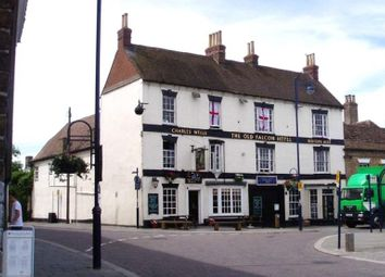 Thumbnail Retail premises to let in Ground Floor, The Old Falcon, Market Square, St Neots, Cambs