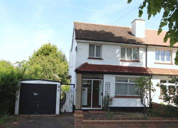 Thumbnail 3 bed semi-detached house for sale in Oaks Way, Carshalton