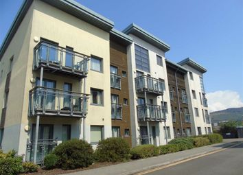 Thumbnail 3 bed flat for sale in St Stephens Court, Maritime Quarter, Swansea