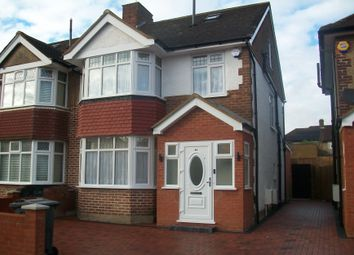 Thumbnail 3 bed semi-detached house to rent in Whitton Dene, Hounslow