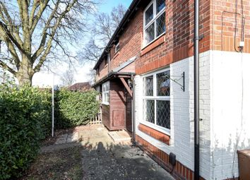 Thumbnail 1 bedroom end terrace house to rent in Goldsworth Park, Woking