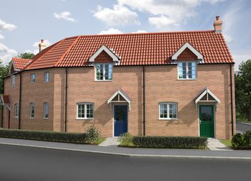 Thumbnail 2 bedroom end terrace house for sale in Curtis Fields, Coningsby