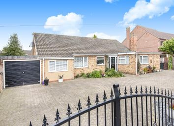 Thumbnail 4 bed detached bungalow for sale in Fircones, Garthends Lane, Hemingbrough, Selby