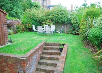 Thumbnail 3 bed flat to rent in Dunsmure Road, London