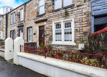 Thumbnail 1 bed flat for sale in Sidney Street, Saltcoats
