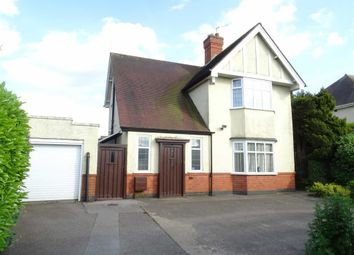 Thumbnail 3 bed detached house to rent in Leicester Road, Hinckley