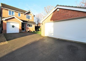 Thumbnail 4 bed detached house for sale in Steven Place, Chapeltown, Sheffield