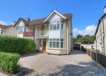 Thumbnail 4 bed semi-detached house for sale in Station Road, Southend-On-Sea