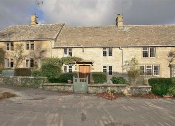 Windrush, Nr Burford, Gloucestershire OX18. 3 bed cottage for sale