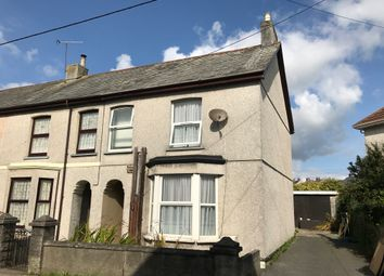 Thumbnail 2 bedroom end terrace house to rent in Polkyth Road, St Austell
