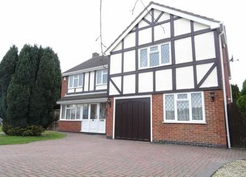 Thumbnail 5 bed detached house for sale in Herald Way, Burbage, Hinckley