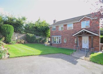Thumbnail 4 bed detached house for sale in Griffiths Way, Stone