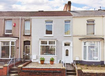 3 bed terraced house for sale in Coedsaeson Crescent, Sketty, Swansea SA2