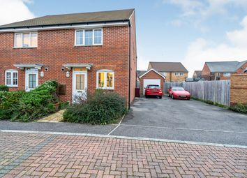 Thumbnail 2 bedroom semi-detached house to rent in Ferry Drive, Chichester