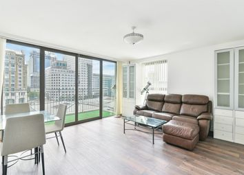 Thumbnail 2 bed flat to rent in Hertsmere Road, Canary Wharf, London