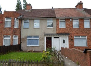 Thumbnail 3 bed property to rent in Twickenham Road, Kingstanding, Birmingham