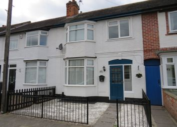 3 bed terraced house for sale in Percy Road, Aylestone, Leicester LE2
