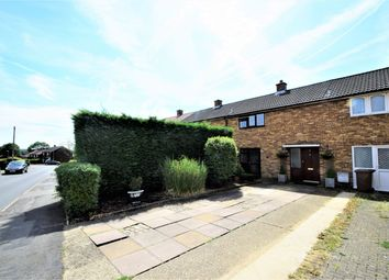 Thumbnail 2 bed terraced house for sale in Elm Walk, Stevenage, Hertfordshire