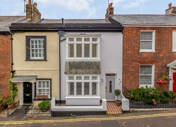 Thumbnail 3 bed terraced house for sale in Bicton Street, Exmouth, Devon
