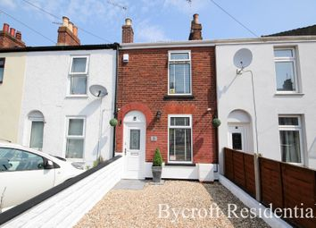 Thumbnail 2 bed terraced house for sale in Well Street, Great Yarmouth