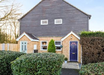 Thumbnail 1 bed terraced house for sale in Viscount Gardens, West Byfleet, Surrey