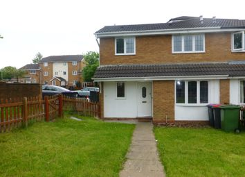 Thumbnail 2 bed end terrace house to rent in Charlecote Park, Telford