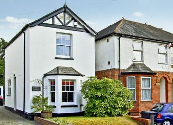 Thumbnail 2 bed detached house to rent in Bury Lane, Woking