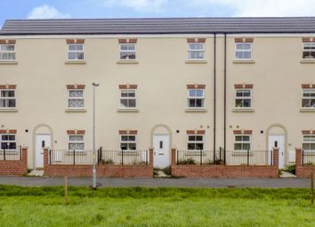 Thumbnail 4 bed terraced house for sale in Buttermilk Crescent, Royal Wootton Bassett, Swindon