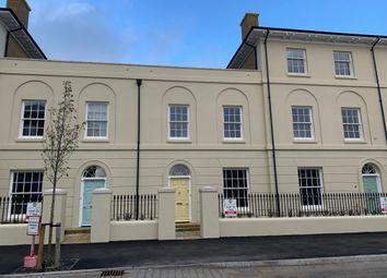Crown Street East, Poundbury, Dorchester DT1. 3 bed terraced house