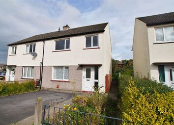 Thumbnail 3 bed semi-detached house for sale in Shawk Crescent, Thursby, Carlisle