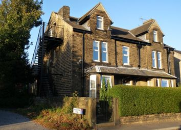 Thumbnail 4 bedroom flat for sale in Wood Lane, Huddersfield