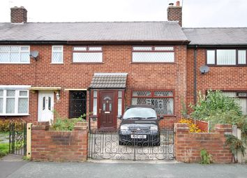 Thumbnail 3 bed terraced house for sale in Windermere Avenue, Orford, Warrington