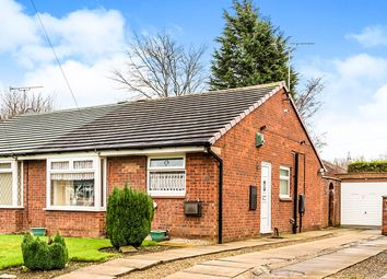 Thumbnail 2 bedroom bungalow for sale in Melton Close, Leeds