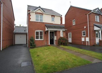 Thumbnail 3 bedroom detached house to rent in Welland Road, Hilton, Derby