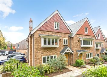 Thumbnail 4 bed detached house for sale in Mydweeke Place, Burnett Close, Winchester, Hampshire
